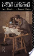 A Short History Of English Literature Second Edition Blamires Harry detail