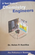 A Textbook Of Chemistry For Engineering Drhelen P Kavitha detail