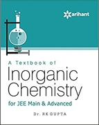 A Textbook Of Inorganic Chemistry For Jee Main  Arihant detail