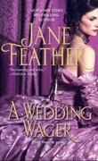 A Wedding Wager Blackwater Brides #2 Jane Feather detail
