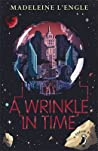 A Wrinkle In Time Time Quintet #1 Madeleine Lengle detail