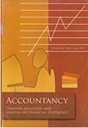 Accountancy Textbook Company Accounts And Analysis Of Financial Statements For Class - 12 - Ncert