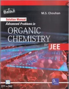 Solution Manual To Advanced Problems In Organic Chemistry For Jee Ms Chouhan detail