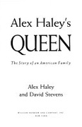 Alex Haleys Queen The Story Of An American Family None detail