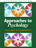 Approaches To Psychology None detail