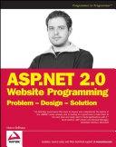 Aspnet 2 0 Website Programming Problem ├Óγé¼Γç£ Design ├Óγé¼Γç£ Solution Programmer To Programmer None detail