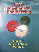 Basic Mechanical Engineering - Kumartleenus J Martinmurali G