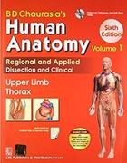 Bd Chaurasias Human Anatomy Vol 1 Upper Limb Thorax Bd Chaurasia detail