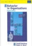 Behavior In Organizations  Jerald Greenberg Y Robert A  Baron detail
