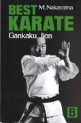 Best Karate Vol 8 Gankaku Jion Best Karate Series Nakayama Masatoshi detail