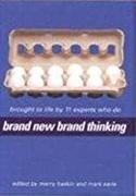 Brand New Brand Thinking Merry Baskin And Mark Earls detail