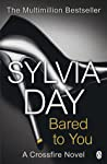 Bared To You Crossfire Book Sylvia Day detail