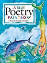 Blue Poetry Paintbox Foster John detail