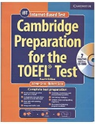 Cambridge Preparation For The Toefl Test Book With 1 Cd Rom  Jolene Gear detail