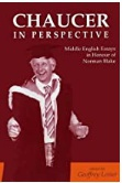 Chaucer In Perspective Middle English Essays In Honour Of Norman Blake Geoff A Lester detail