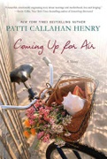 Coming Up For Air A Novel Henry Patti Callahan detail