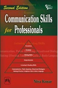 Communication Skills For Professionals - Nira Konar