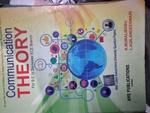 Communication Theory K  Muralibabu detail