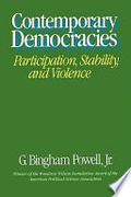 Contemporary Democracies Participation Stability & Violence Paper Menil Foundation Powell Gb detail