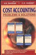 Cost Accounting Saxena Vashist detail