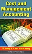 Cost And Management Accounting Ts Reddy detail
