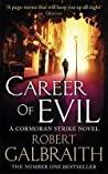 Career Of Evil Cormoran Strike #3 Robert Galbraith detail