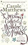 Christmas Cakes And Mistletoe Nights Carole Matthews detail