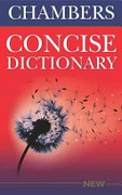 Concise Dictionary None detail