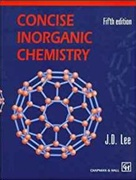 Concise Inorganic Chemistry Jd Lee detail