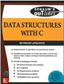 Data Structures With C Schaums Outline Series Seymour Lipschutz detail