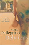 Delicious Old Edition Nicky Pellegrino detail