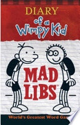 Diary Of A Wimpy Kid Mad Libs Mad Libs detail