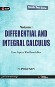 Differential And Integral Calculus Vol 1 Gkp detail