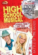 """Disney """"High School Musical"""" Battle Of The Bands Disney Stories From East High - Na"""