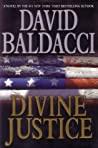 Divine Justice Camel Club #4 David Baldacci detail