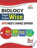 Dpp For Aiims/Neet Biology Disha detail