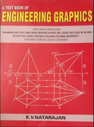 Engineering Graphics - Kv Natarajan