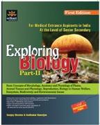 Exploring Biology Part 2 Sanjay Sharma &Sudhakar Banerjee detail