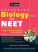 Exploring Biology Volume 1 Sanjay Sharma  Sudhakar Banerjee detail