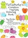 Ed Emberleys Complete Funprint Drawing Book Emberley Ed detail
