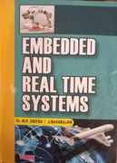 Embedded And Real Time Systems - Dr Mp Chitra  J  Navarajan