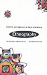 Ethnography Principles And Practice None detail