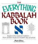Everything Kabbalah Book Everything Philosophy And Spirituality Elber Mark detail