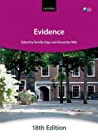 Evidence Blackstone Bar Manual None detail