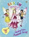 Fabulous Fairy Annual 2016 Rainbow Magic Meadows Daisy detail