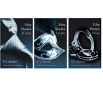 Fifty Shades Of Grey Fifty Shades Darker Fifty Shades Freed Assorted 3 Volumes 50 Shades - El James