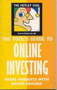 FoolS Guide To Online-Investing Berger David detail