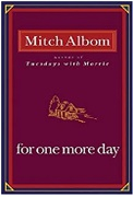 For One More Day Mitch Albom detail