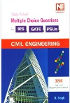 Fully Solved Multiple Choice Questions For Ese Gatepsus Civil Engineering - Singh