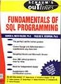 Fundamentals Of Sql Programming Toledo detail